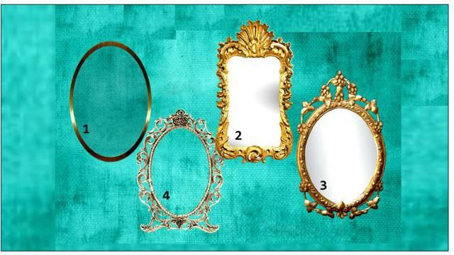Odaberite zrcalo i primit ćete važnu poruku za budući život