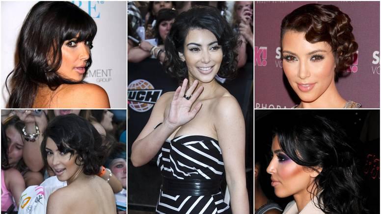 Kim prije operacija: Kupovala slavnima odjeću i snimila filmić