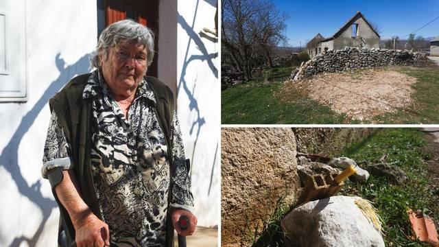 Užas kod Obrovca: Susjeda je srušio i zadavio golim rukama