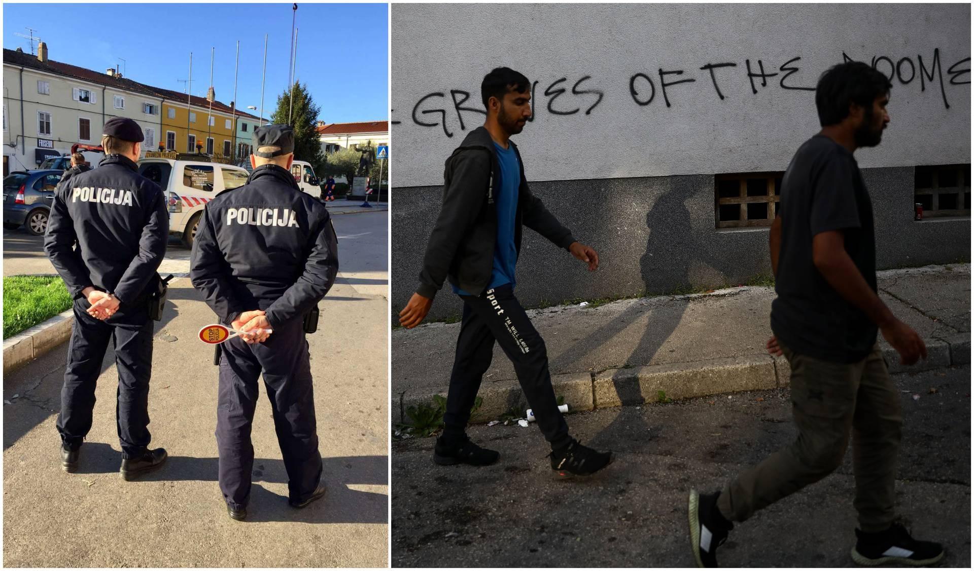 'Poslić' od 5000 eura: Busom vozio 90 migranata u Sloveniju, neke smjestio u prtljažnik