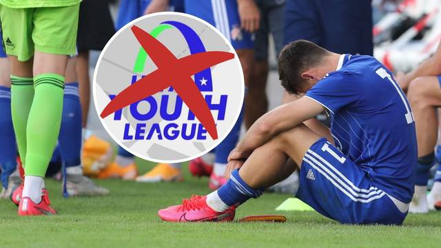 Mladi 'modri' bez Europe: Uefa otkazala juniorsku Ligu prvaka