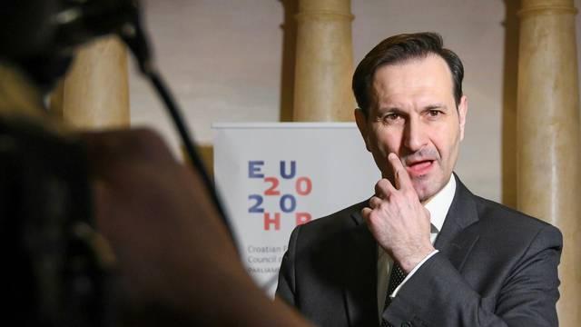 Zagreb: Miro Kovač na  konferenciji o vanjskoj sigurnosnoj i obrambenoj politici