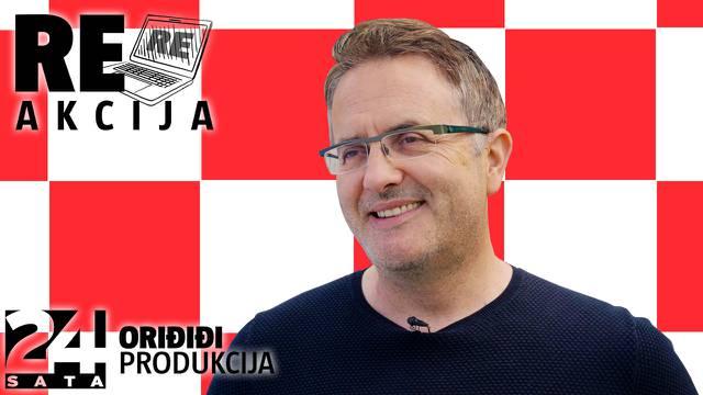 Tarik: 'Vatreni znaju koliko svima u Hrvatskoj znače, mislim da im veći motiv ni ne treba!'
