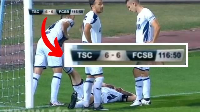 Kakva golijada! Bačka Topola s devet igrača junački do penala protiv bivšeg europskog prvaka