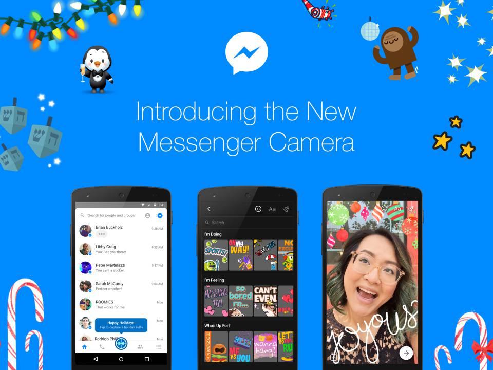 Messenger kao Snapchat: Nova kamera oživjet će vaše fotke