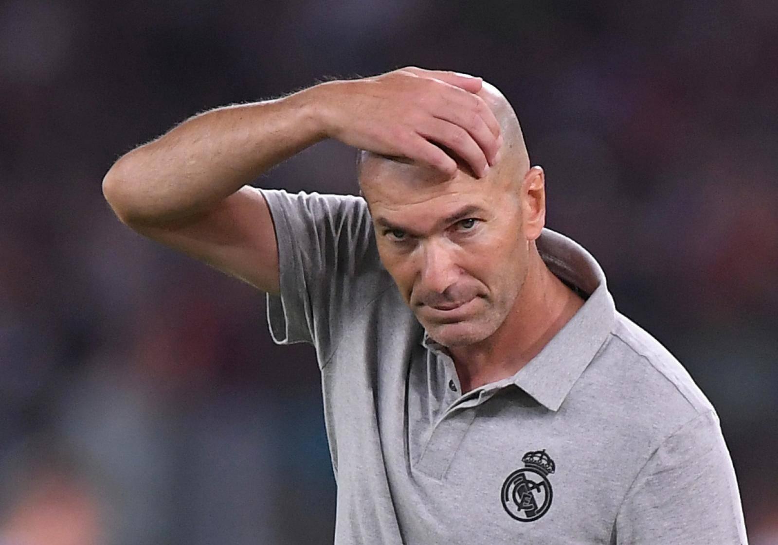FILE PHOTO: Pre-season Friendly - AS Roma v Real Madrid