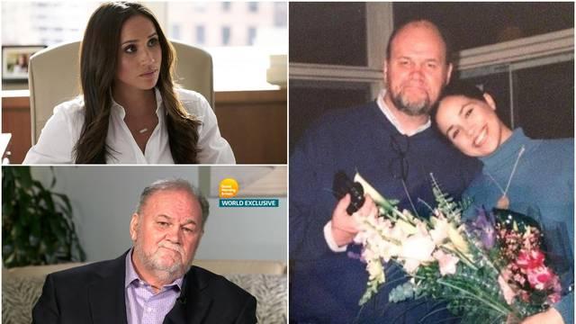 Tom Jr Markle: 'Otac je ljut jer ne može kontaktirati Meghan'