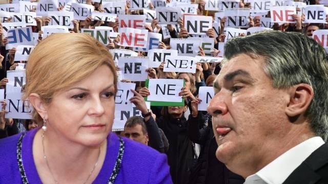 'Slizala se s Plenkijem, štrajk nema veze s mojom Vladom!'