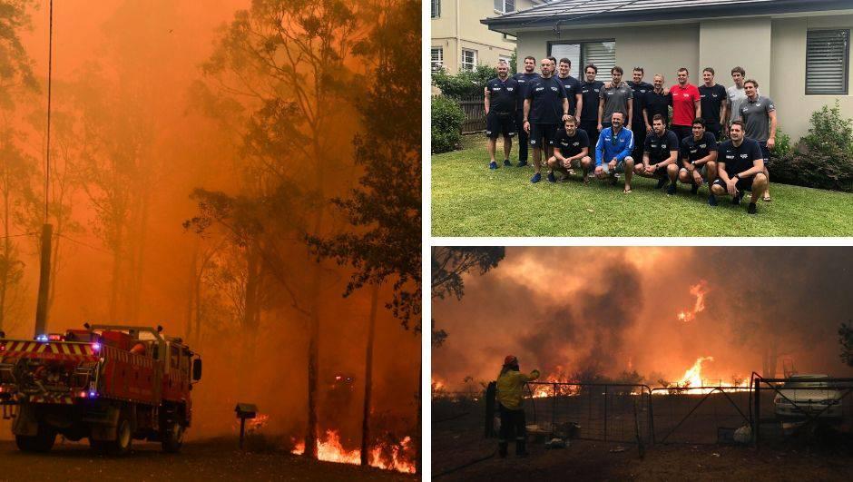 Hrvati skoro zapeli u gorućoj Australiji: Sve je bilo u dimu