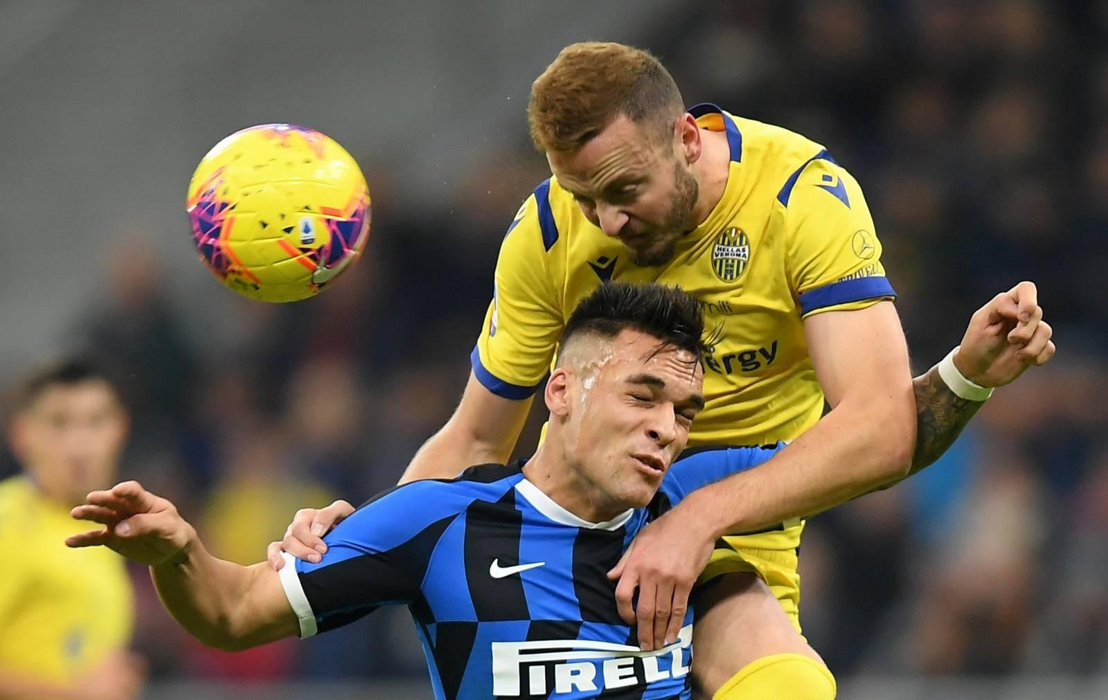 Serie A - Inter Milan v Hellas Verona