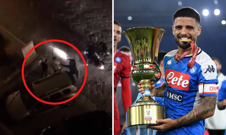 Banda mu prijetila pištoljem i ukrala  skuter na proslavi Kupa, Lorenzo Insigne mu kupio novi