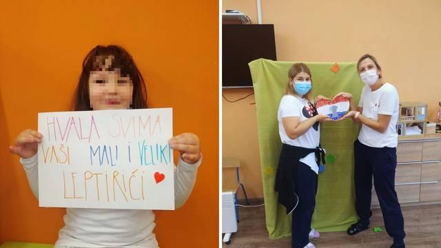 Trkači za najmlađe: Virtualna utrka za Vukovarske leptiriće!