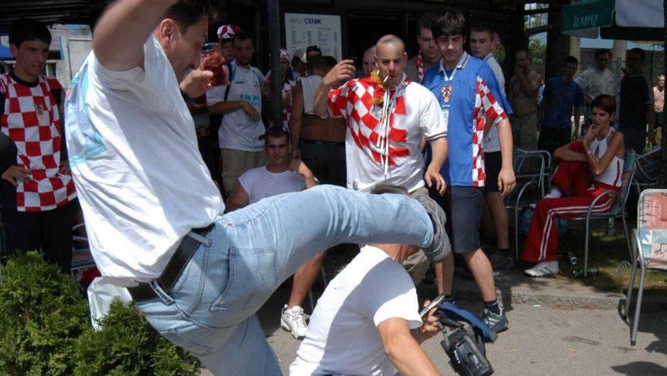 Makljaža Hrvata i Srba usred Kranja: Letjele su šake i stolice, a 'barakude' su izgubile zlato