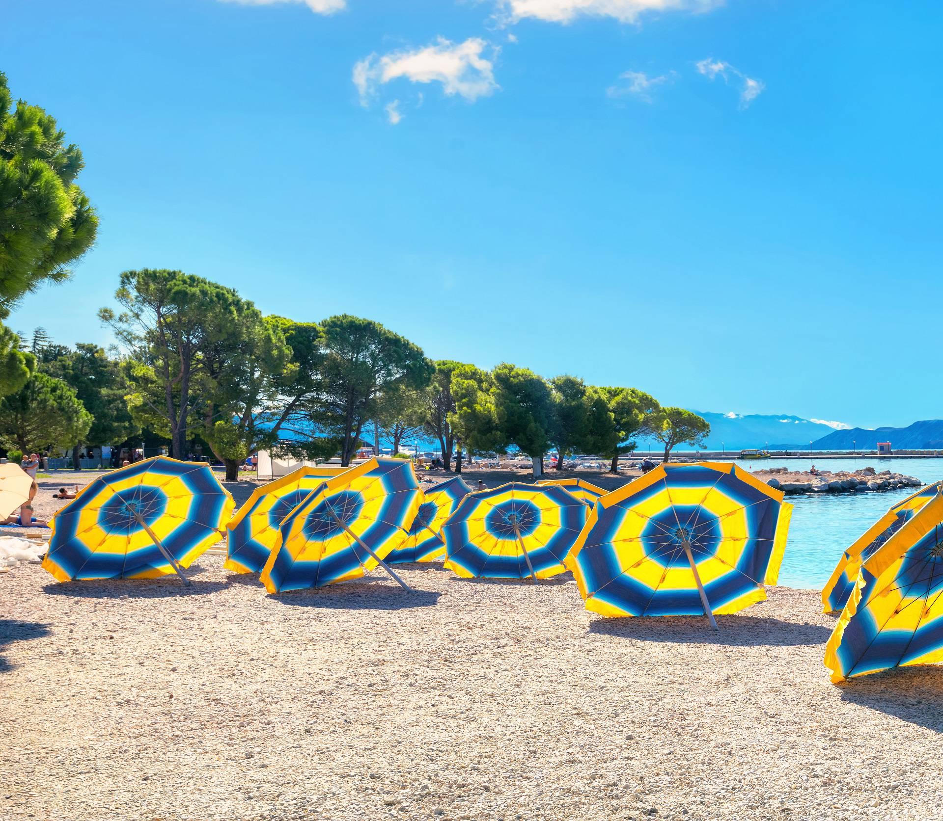 Svi na Kvarner:  jednodnevna kupanja na kvarnerskim plažama