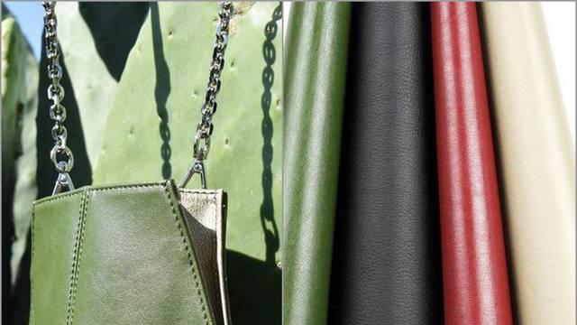 Tekstil nove sadašnjosti: Čvrsti materijal od kaktusovog lišća