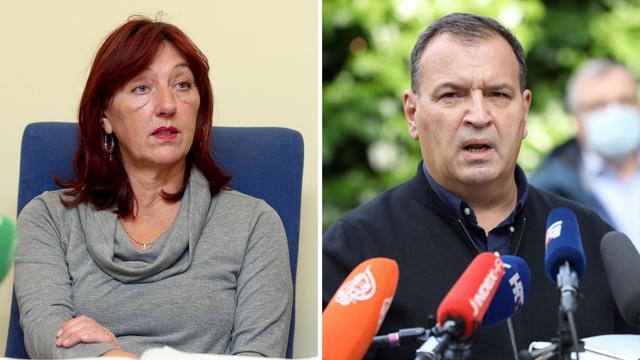 Sindikat liječnika: 'Maksimalno smo angažirani i mobilizirani i bez upozorenja ministra Beroša'