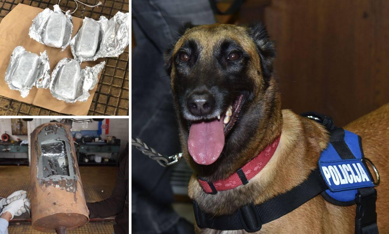 Mašin novi ulov: U auspuhu je pronašla dva kilograma heroina