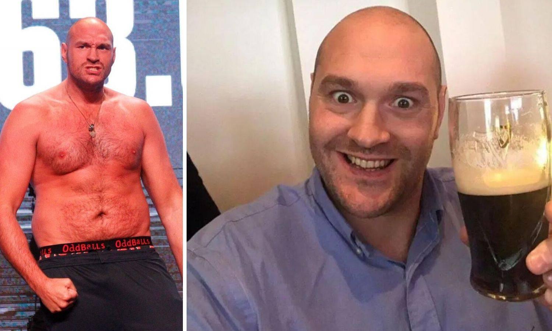 'Za hrabrost': Večer prije borbe s Wilderom Fury popio 4 piva