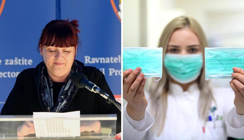 'Maske u zatvorenom moramo nositi, virus je i dalje prisutan'