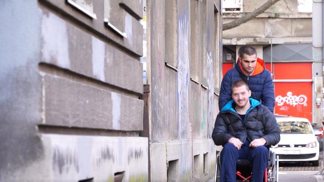 Fabijan ima  cerebralnu paralizu i želi biti političar i dobar otac
