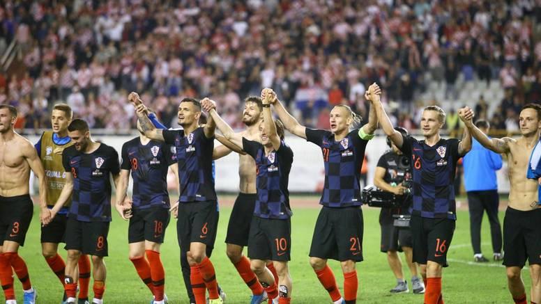 Slab interes: Za utakmicu protiv Švedske prodano 2000 ulaznica