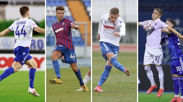 Nogomet u genima: Tko su ti klinci koji su preporodili Hajduk
