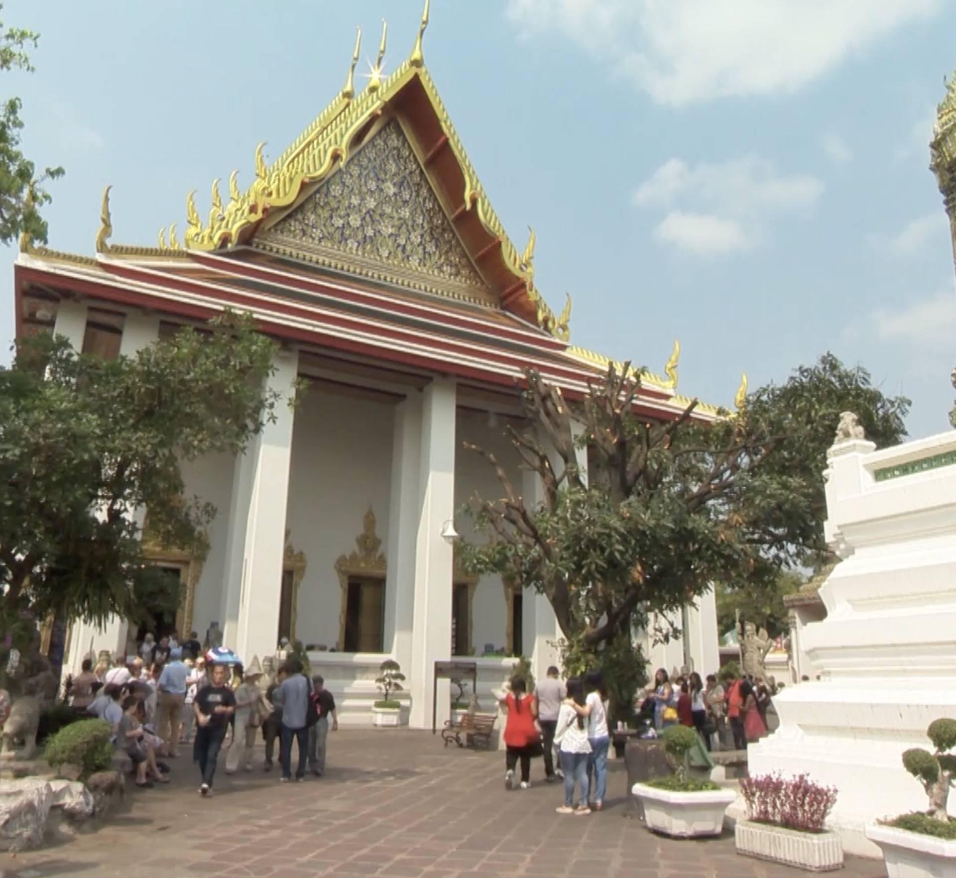 Šetnja po Bangkoku: Svaki kip Bude ima drugačije značenje...