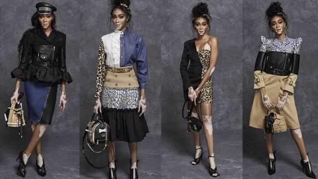 Stilski kolaži: Jeremy Scott za Moschino predlaže raskošne i šarene hibride haljina i kaputa