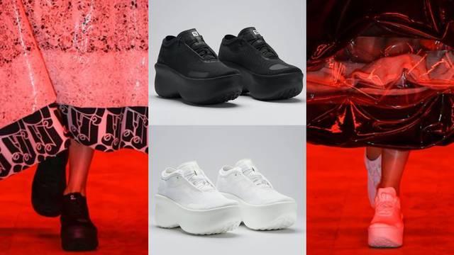 Nove hit cipele: Stilska suradnja Salomona i Comme des Garçons