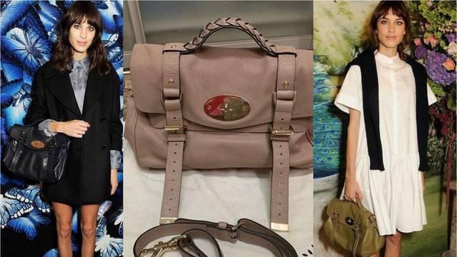Divna hit torba Alexa se vraća: Mulberry najavljuje redizajn