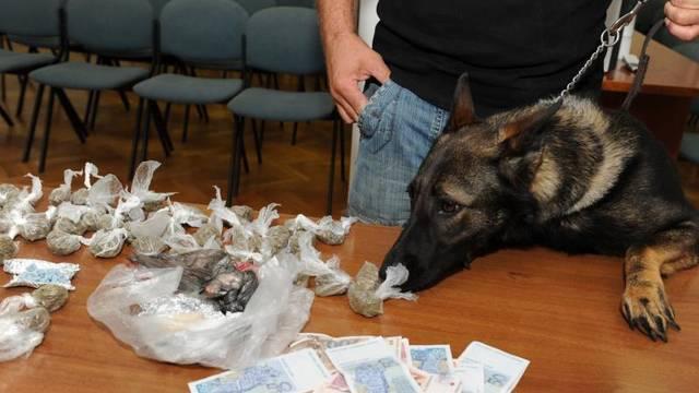 Proizvodili i prodavali droge: Policija prijavila petero Sisčana