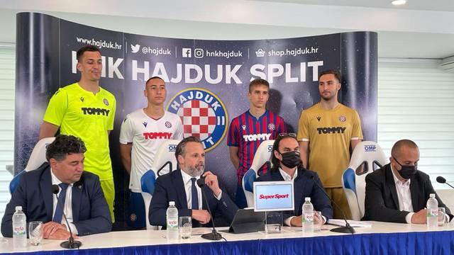 Hajduk SuperSport potpis ugovora