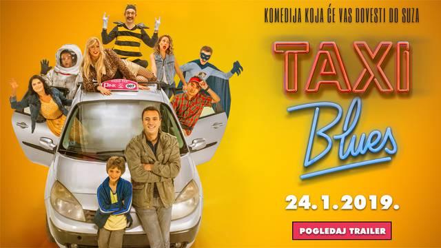 """Popularni Andrija u hit komediji """"Taxi Blues"""""""