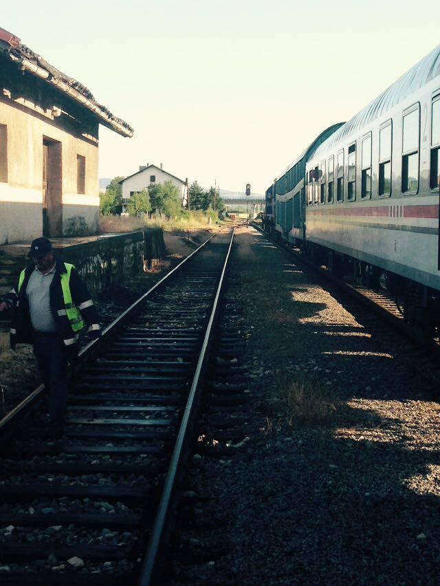Tragedija na tračnicama: Vlak u naletu usmrtio jednu osobu