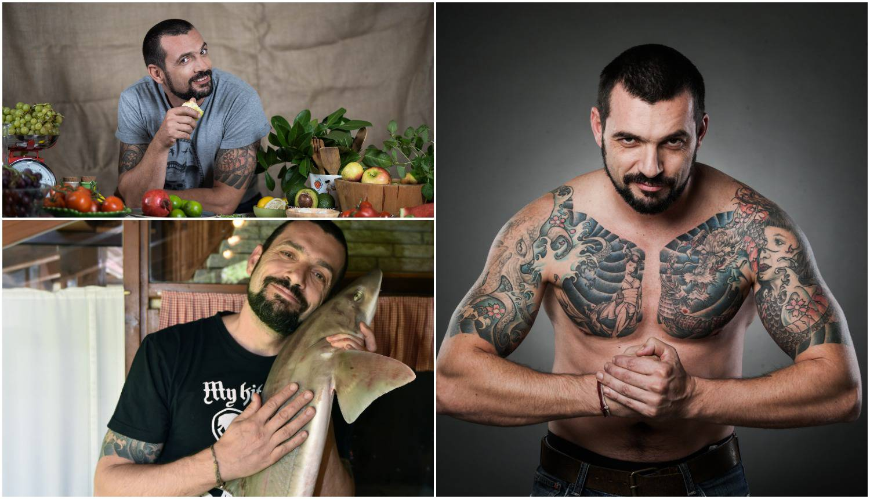 Skoko: 'Uživao sam u 150 sati čiste boli dok su me tetovirali'