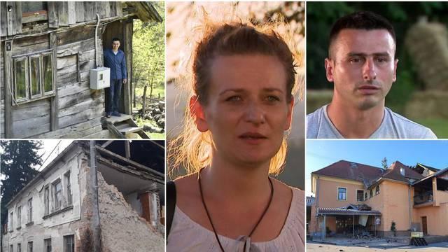 Sandra i Dušan u paklu potresa: 'Ljudi su vrištali, a psi zavijali. Ne spavamo, psihički smo loše'