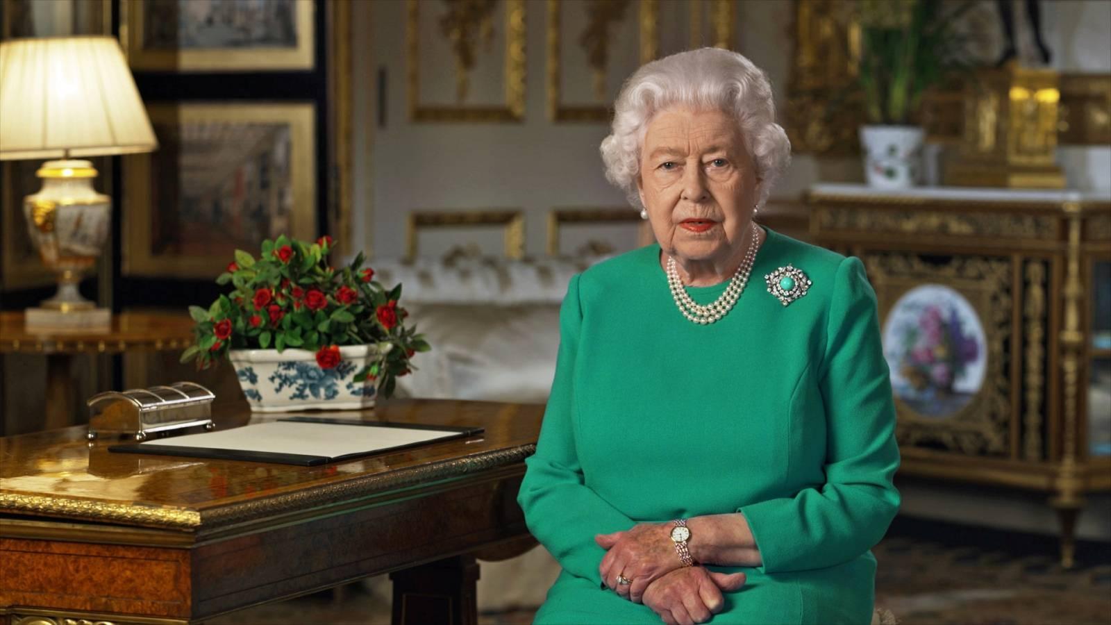 Britain's Queen Elizabeth's speech