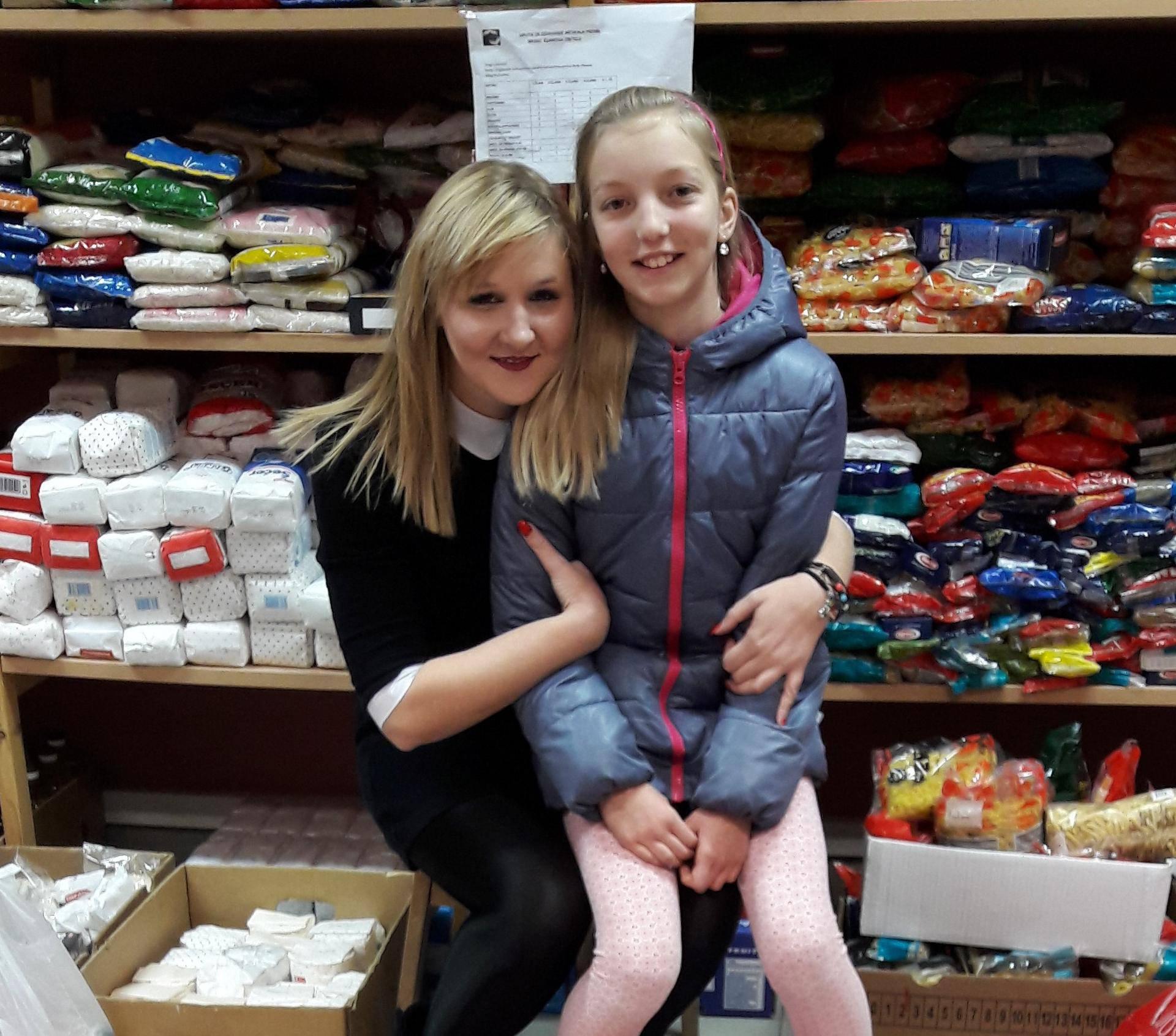 Lara iz Varaždina sakupila 345 čokolada za siromašnu djecu...