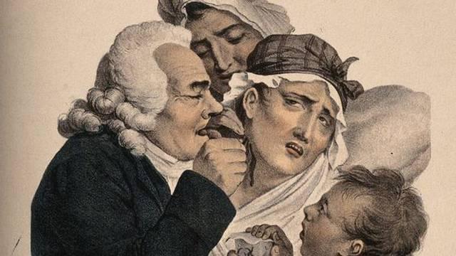 Stare bizarne metode liječenja: Otrovom, kokainom, pijavicama