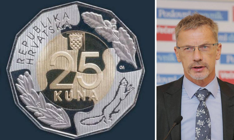 Kuna slavi svoj 25. rođendan, dok HNB sanja uvođenje eura