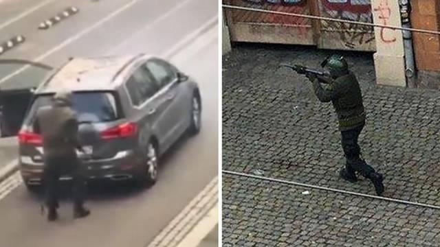 Napad u sinagogi: Ubio dvoje i pokušao 68, digli optužnicu
