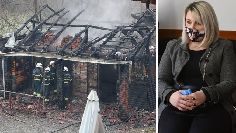 Suđenje vlasnici doma u kojem je u požaru izgorjelo 6 štićenika, kaže da se ne osjeća krivom