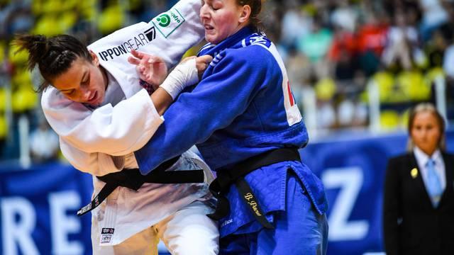 Zagreb:  IJF Judo Grand Prix Zagreb, finalne borbe u ženskoj kategoriji do 78 kg