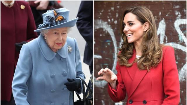 Kate više nije omiljena na dvoru