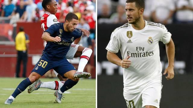 'Bucko' Hazard šokirao Real: Udebljao se sedam kilograma