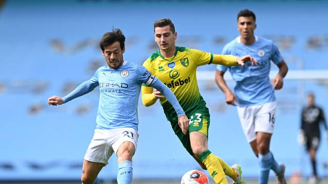 Premier League - Manchester City v Norwich City