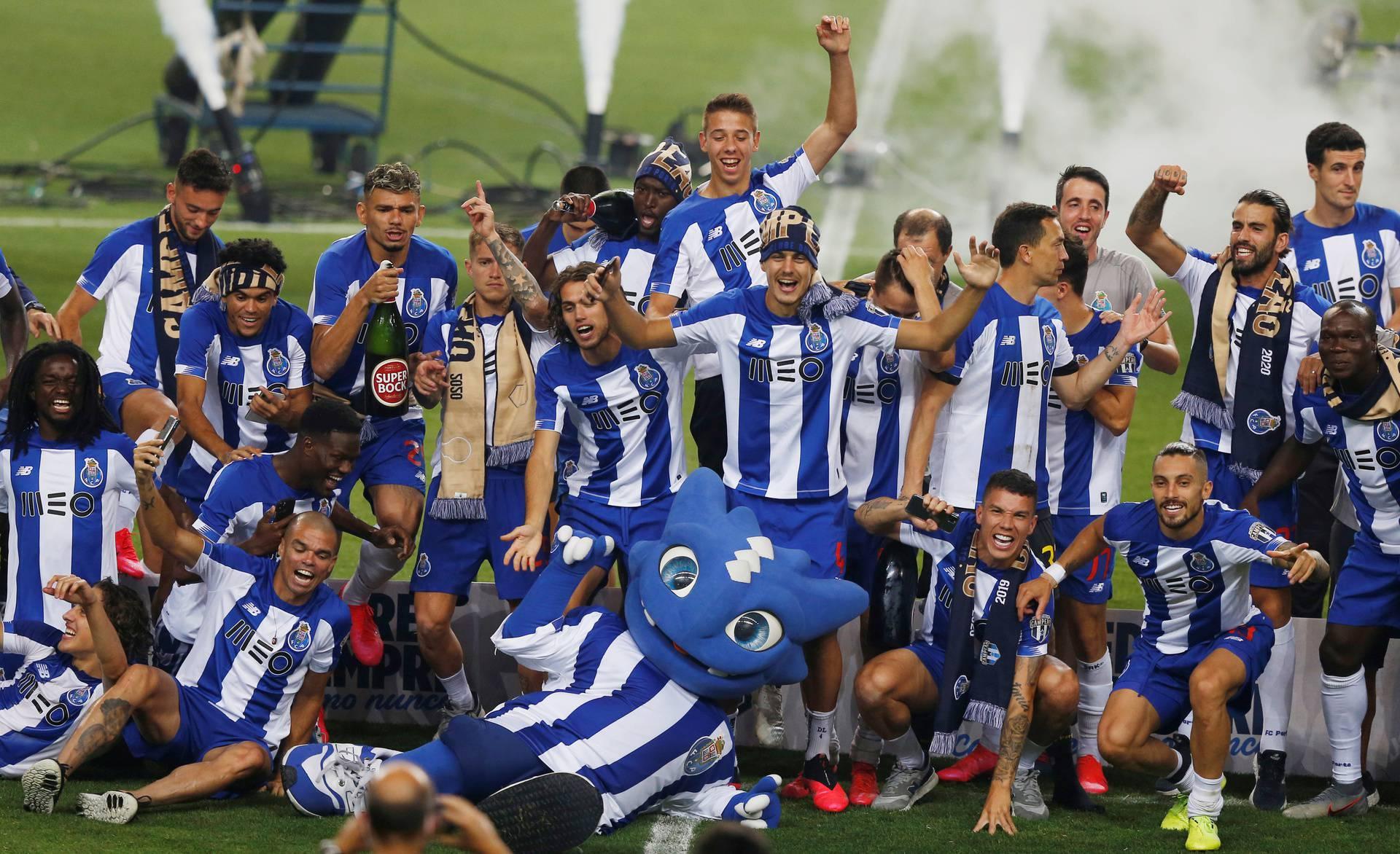 Primeira Liga - FC Porto v Sporting CP
