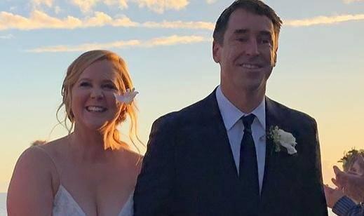 Iznenađenje: Amy Schumer se udala nakon pet mjeseci veze