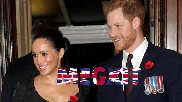 Šokirali obitelj: Harry i Meghan odlučili, povlače se s dužnosti