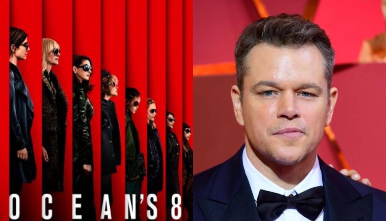 Matta Damona uklonili iz filma: Priča gluposti o zlostavljanju